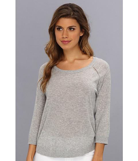Velvet by Graham & Spencer - Princess02 Sweater (Ash) Women