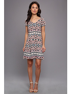 SALE! $79.99 - Save $78 on Velvet by Graham and Spencer Jody02 Dress (Multi) Apparel - 49.37% OFF $158.00