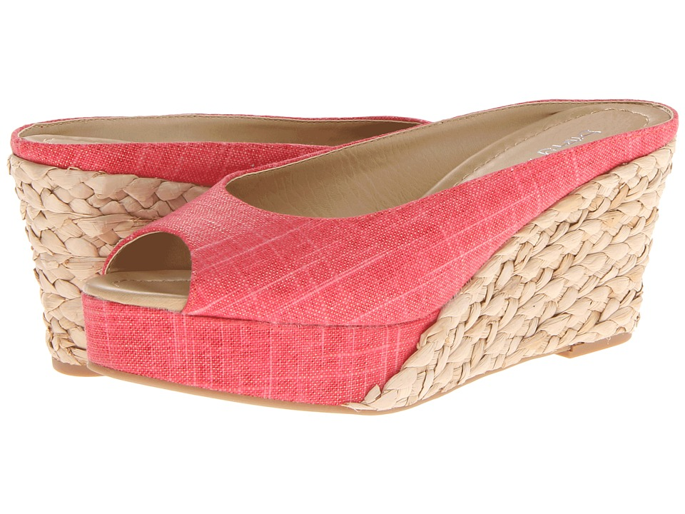 Dirty Laundry - Daysie (Coral) Women's Wedge Shoes