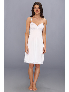 SALE! $17.99 - Save $4 on Vanity Fair Rosette Lace Full Slip (Star White) Apparel - 18.23% OFF $22.00