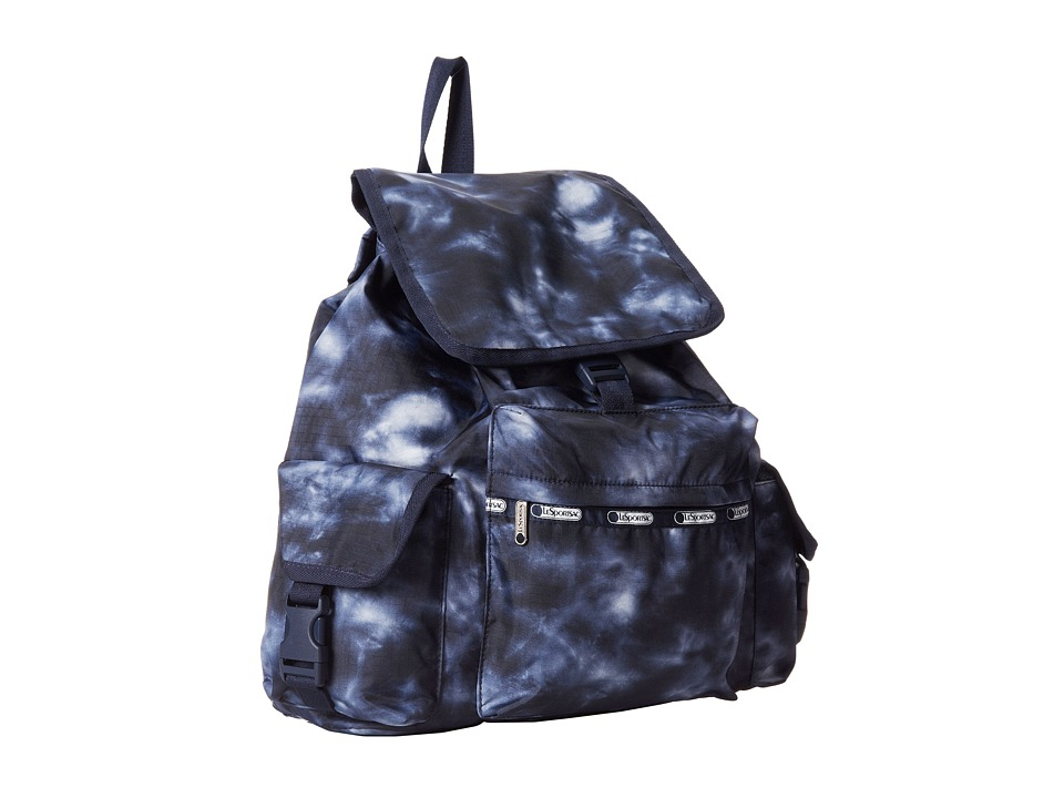 LeSportsac - Voyager Backpack (Aquarius) Backpack Bags