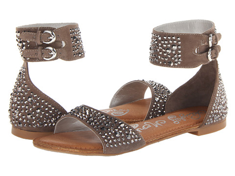 Naughty Monkey - Athena (Taupe) Women's Sandals