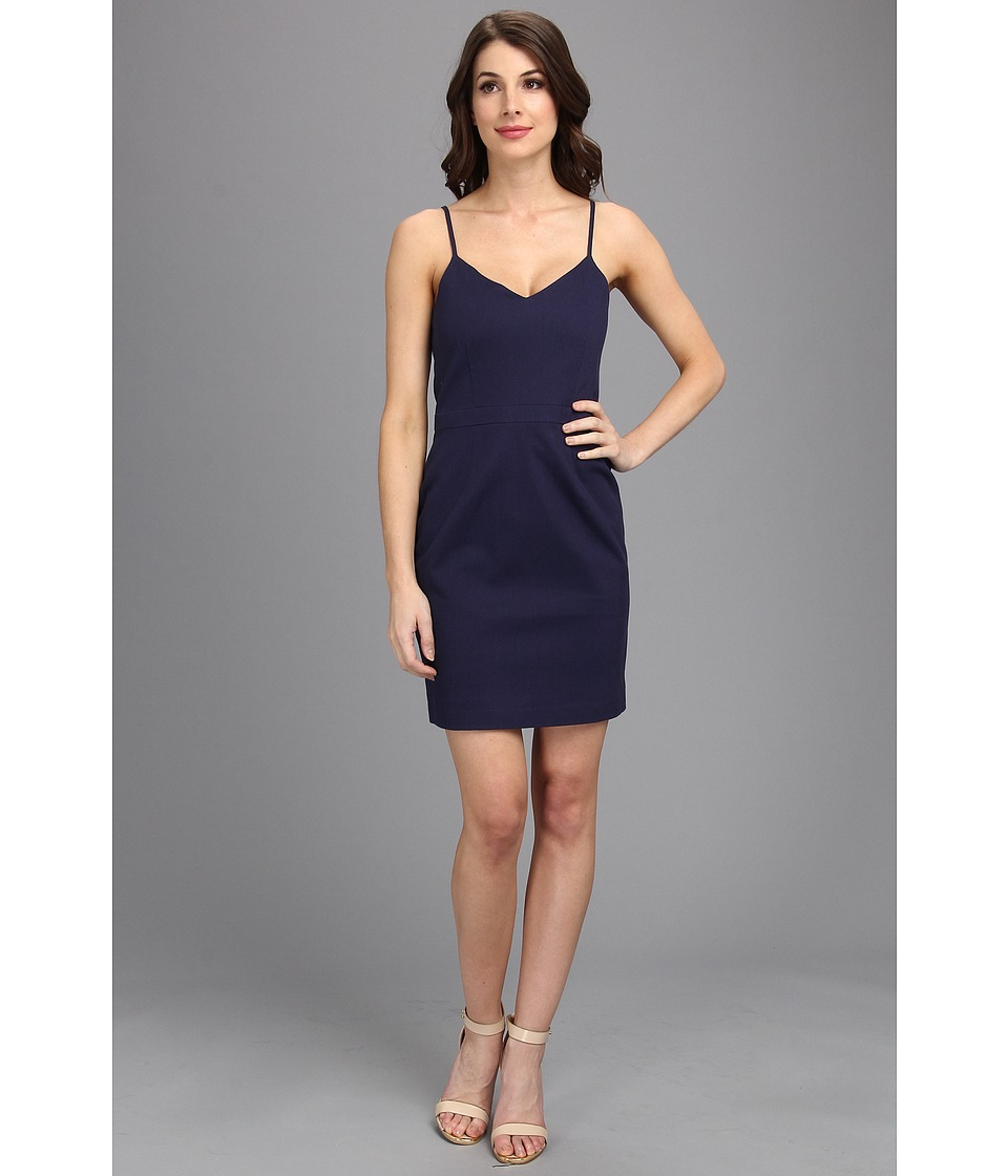 Joie Orchard Dress (Dark Navy) Women