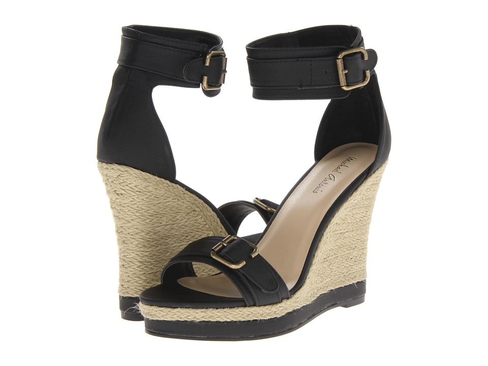 Michael Antonio - Gimli (Black) Women's Wedge Shoes