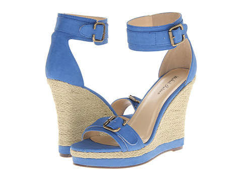 Michael Antonio - Gimli (Blue) Women's Wedge Shoes