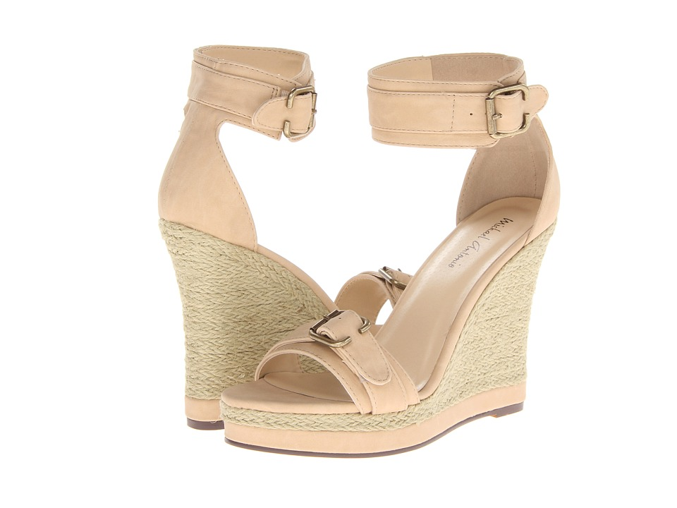 Michael Antonio - Gimli (Natural) Women's Wedge Shoes