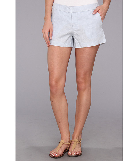 Joie - Merci 1065-6493 (Light Washed Chambray) Women's Shorts