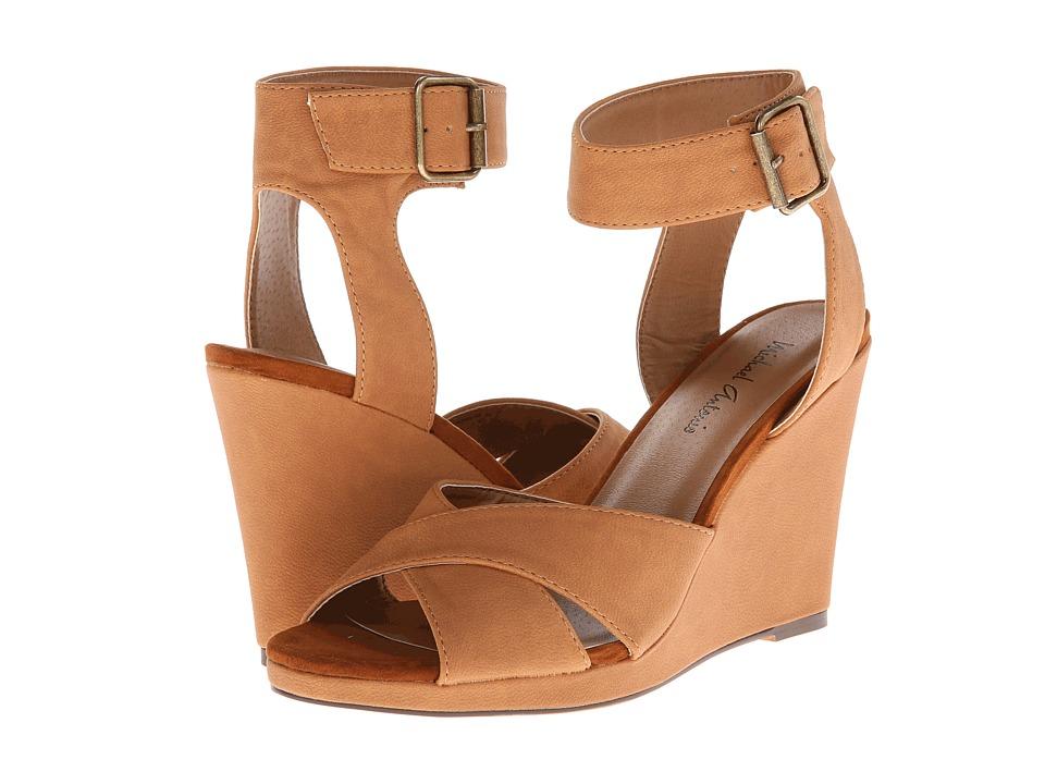 Michael Antonio - Gamada (Tan) Women's Wedge Shoes