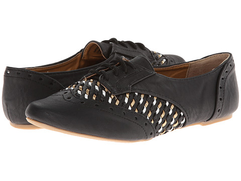 Not Rated - More Fun (Black) Women's Lace up casual Shoes