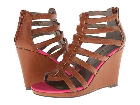 Michael Antonio - Gravity (Cognac) Women's Wedge Shoes