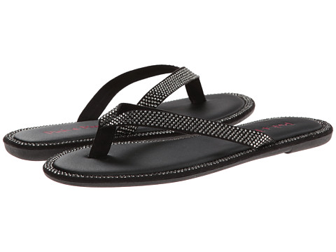Pink & Pepper - Edgie (Black) Women's Sandals