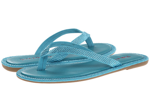 Pink & Pepper - Edgie (Turquoise) Women's Sandals