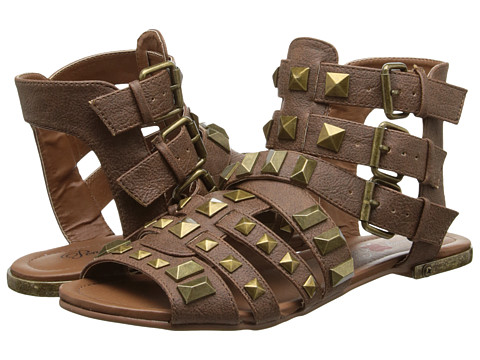 Penny Loves Kenny - Cavaliar (Brown) Women's Sandals