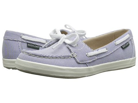 Eastland - Skip (Blue) Women's Shoes