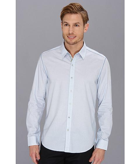 7 Diamonds - Crystal Forecast Shirt (Light Blue) Men