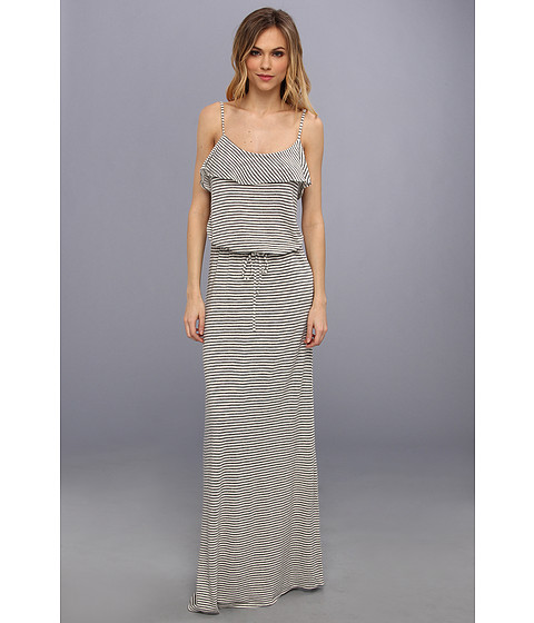 Soft Joie - Boxer 5830-31810 (Dark Heather Grey/Porcelain) Women's Dress