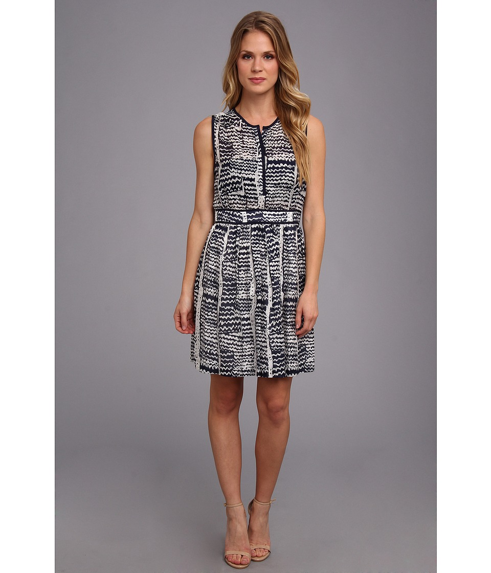 Trina Turk - Lyric Dress (Indigo) Women's Dress
