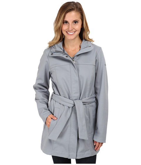 Columbia - Take to the Streets Trench (Tradewinds Grey) Women's Coat