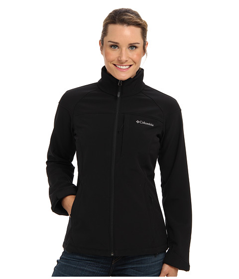 Columbia - Prime Peak Softshell (Black) Women's Coat