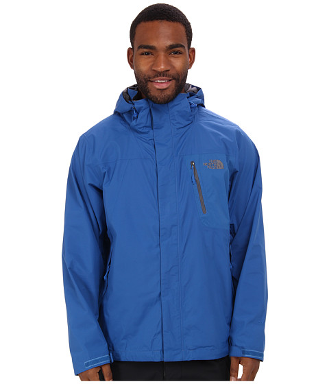 The North Face - Varius Guide Jacket (Snorkel Blue/Snorkel Blue) Men's Coat