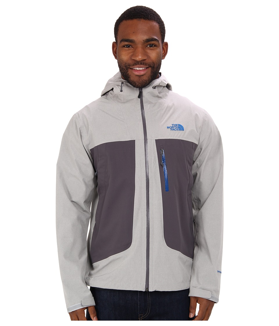 The North Face - Bashie Stretch Jacket (High Rise Grey Heather/Valadis Grey) Men's Coat