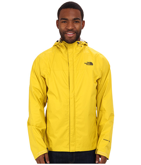 The North Face - Venture Jacket (Sulphur Yellow) Men's Coat
