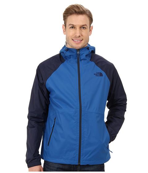 The North Face - Allabout Jacket (Snorkel Blue/Cosmic Blue) Men's Coat