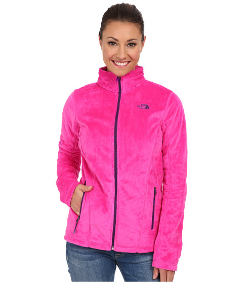 The North Face - Helata FZ (Azalea Pink/Azalea Pink/Gravity Purple/Azalea Pink) Women