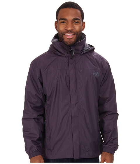 The North Face - Resolve Jacket (Dark Eggplant Purple) Men's Sweatshirt
