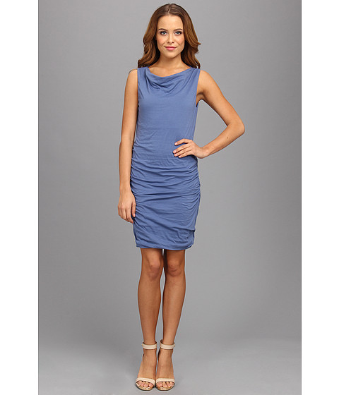 Velvet by Graham & Spencer - Ethel02 Dress (Seasmoke) Women's Dress