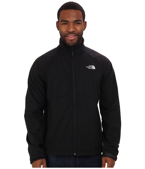 The North Face - Sentinel WINDSTOPPER Jacket (TNF Black) Men's Coat