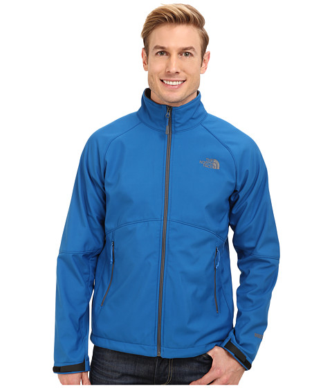 The North Face - Sentinel WINDSTOPPER Jacket (Snorkel Blue) Men