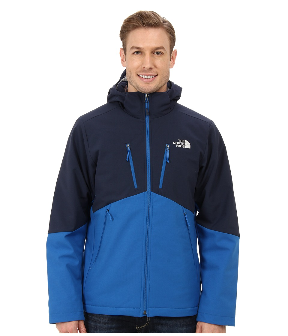 The North Face - Apex Elevation Jacket (Cosmic Blue/Snorkel Blue) Men's Coat