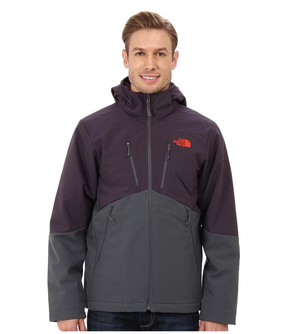 The North Face - Apex Elevation Jacket (Dark Eggplant Purple/Vanadis Grey) Men