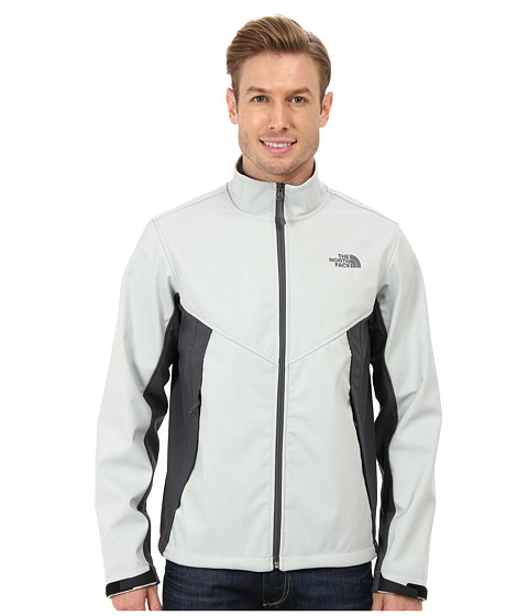 The North Face - Apex Chromium Thermal Jacket (High Rise Grey Heather/Vanadis Grey) Men's Coat