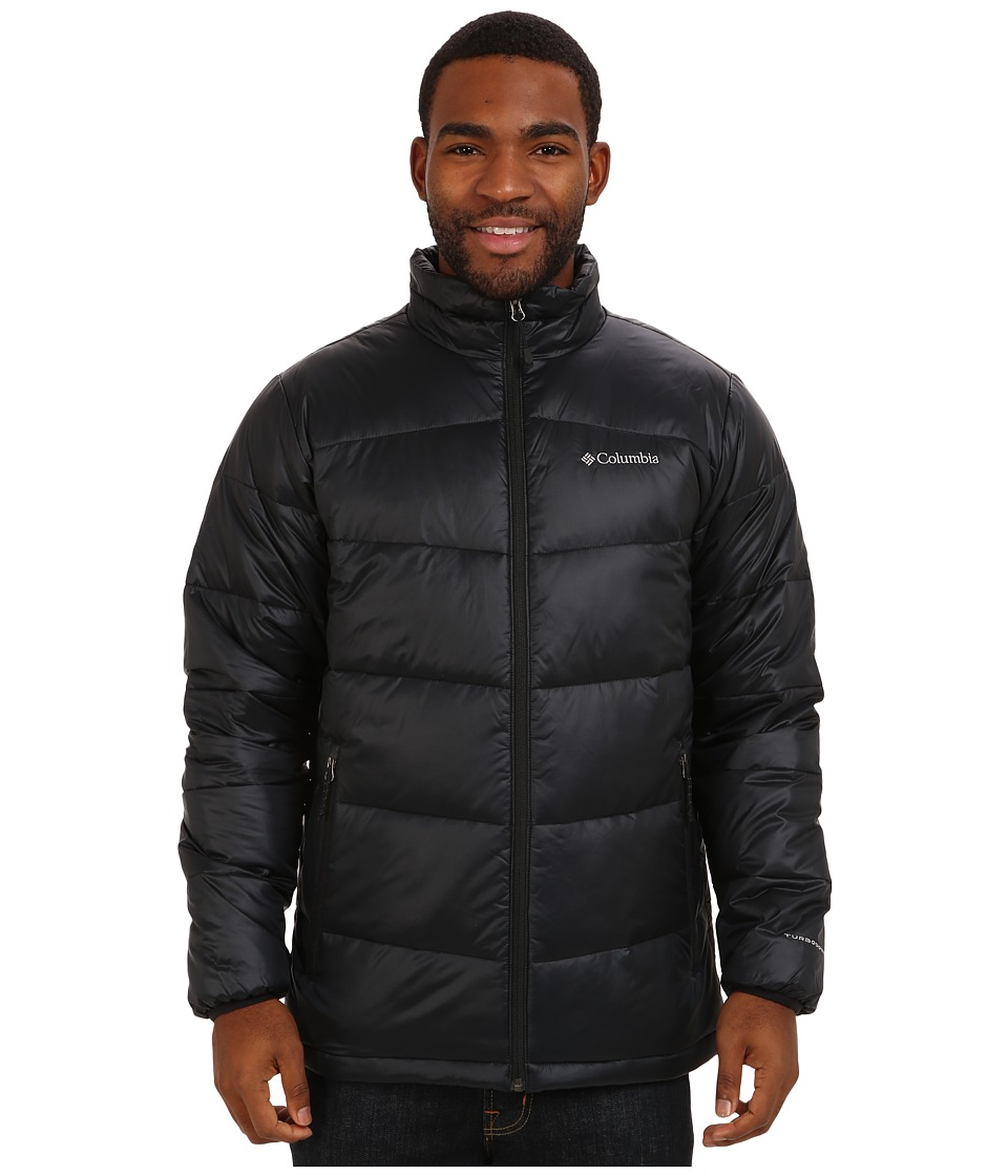 Columbia - Gold 650 TurboDown Down Jacket (Black) Men's Jacket