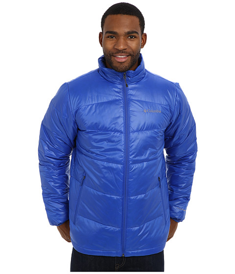 Columbia - Gold 650 TurboDown Down Jacket (Azul) Men
