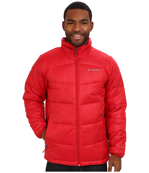 Columbia - Gold 650 TurboDown Down Jacket (Rocket) Men