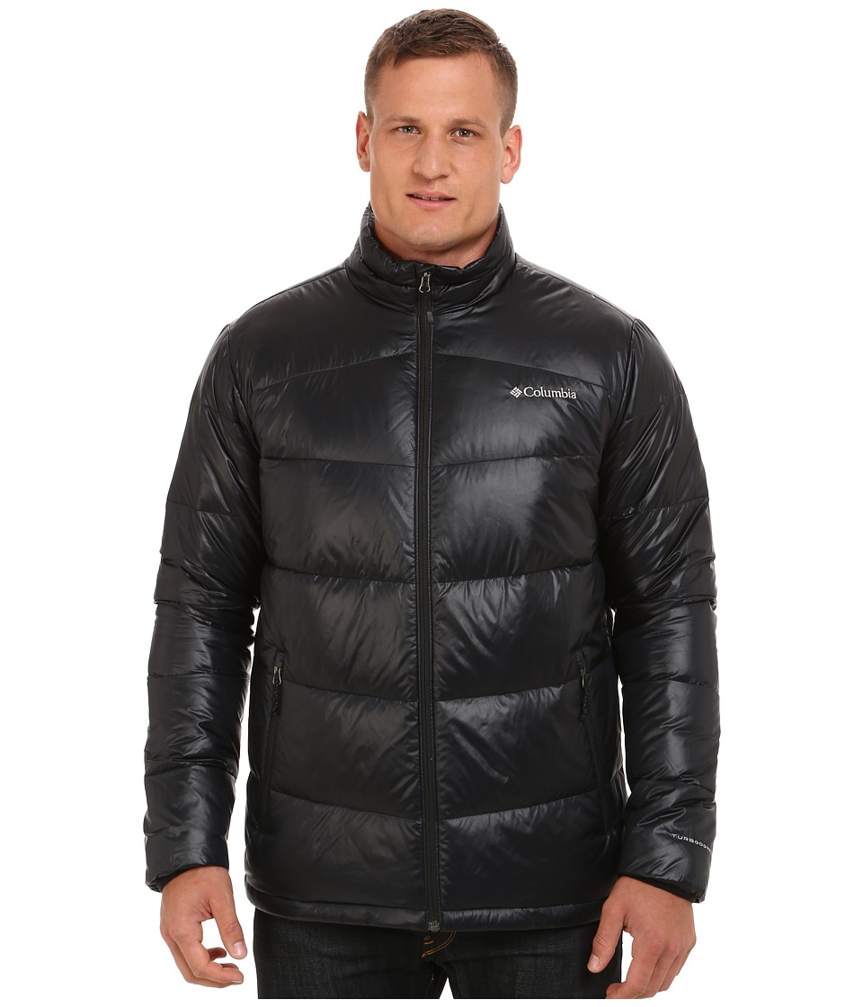 Columbia - Gold 650 TurboDown Down Jacket - Tall (Black) Men
