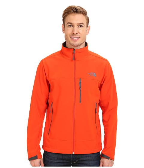 The North Face - Apex Bionic Jacket (Valencia Orange/Valencia Orange) Men's Coat