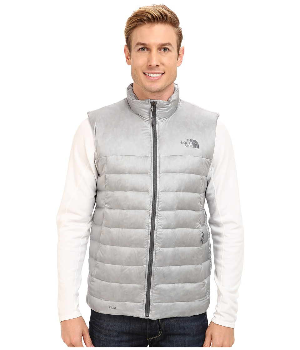 The North Face - Tonnerro Vest (High Rise Grey) Men's Vest