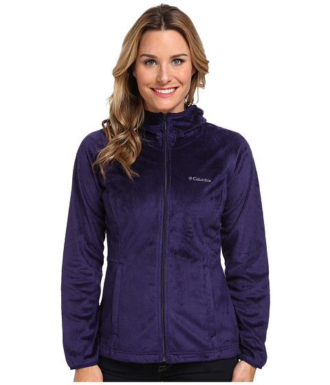 Columbia - Cozy Cove Full-Zip Hoodie (Inkling) Women's Coat