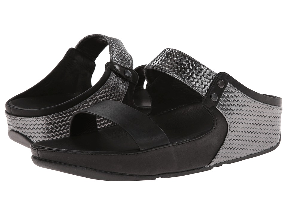 FitFlop - Amsterdam (Black) Women's Sandals