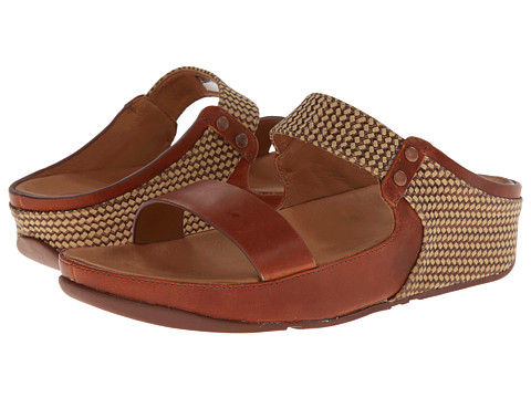 FitFlop - Amsterdam (Dark Tan) Women