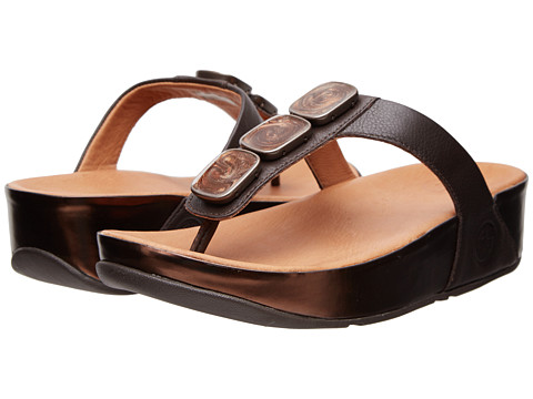 FitFlop - Pietra II (Chocolate Brown) Women