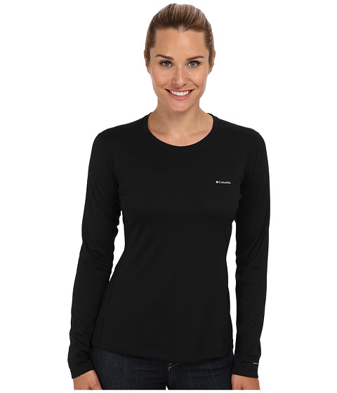 Columbia - Midweight II L/S Top (Black) Women