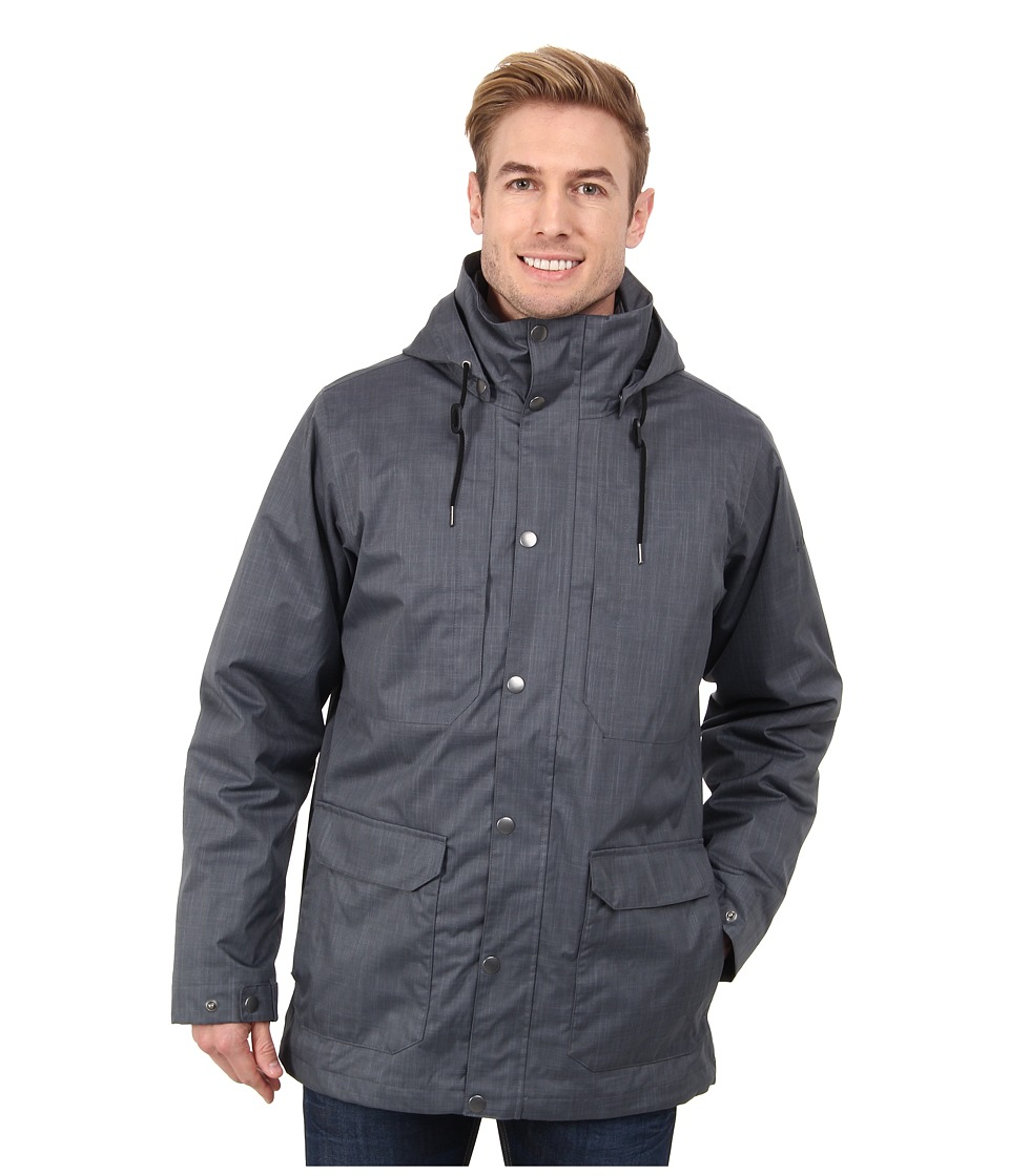 Columbia - Horizons Pine Interchange (Graphite/Graphite) Men's Coat