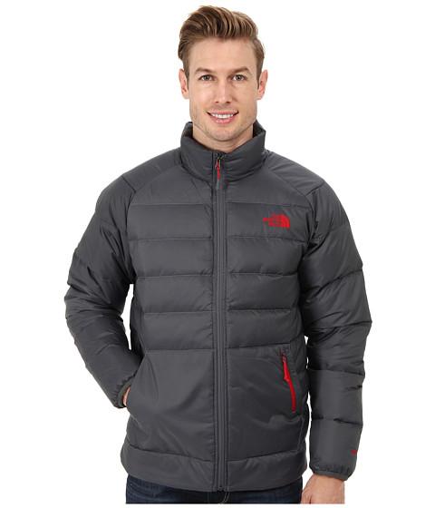 The North Face - Aconcagua Jacket (Vanadis Grey) Men's Coat