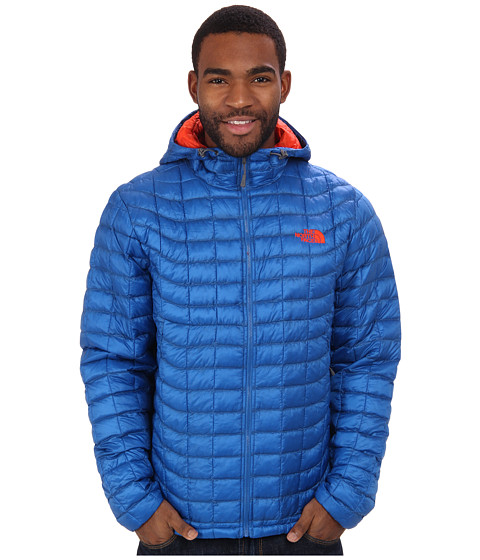 The North Face - ThermoBall Hoodie (Snorkel Blue) Men's Sweatshirt
