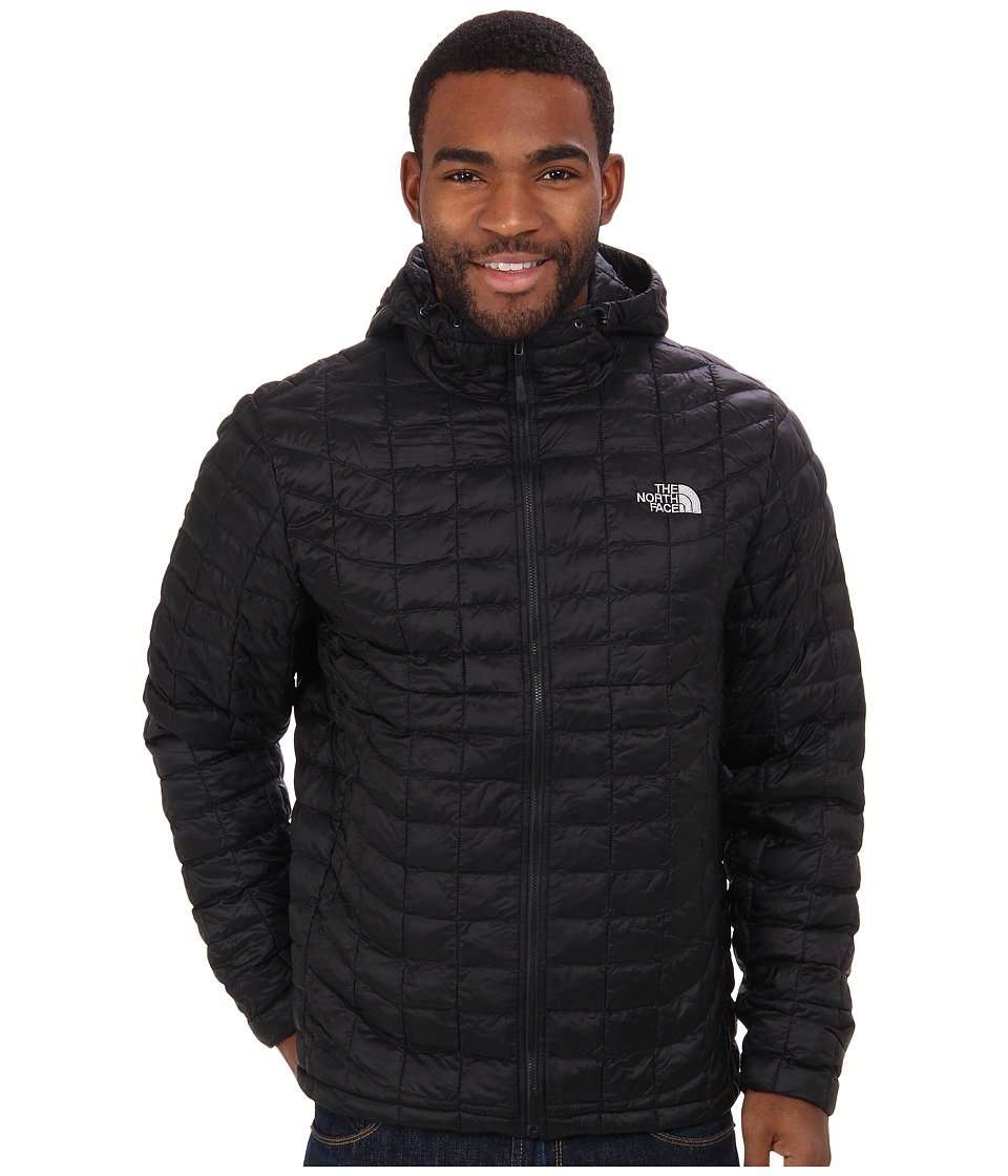 The North Face - ThermoBall Hoodie (TNF Black) Men's Sweatshirt